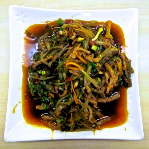 Yu-Shiang Shredded Pork